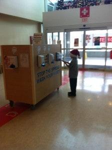 Cub Scout Donation